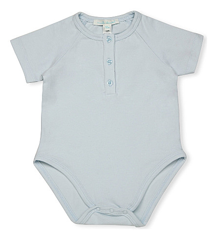 MARIE CHANTAL Angel Wing onesie (Blue