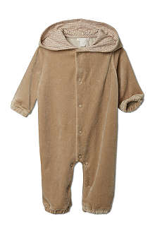 MARIE CHANTAL Velour bear suit 0-12 months