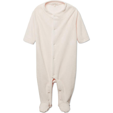 MARIE CHANTAL Angel wing sleepsuit 0-6 months (Pink
