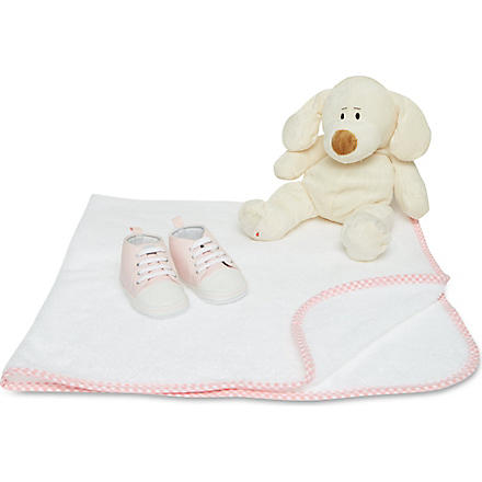 MY 1ST YEARS Puppy gift set (Pink