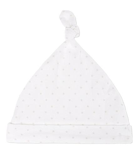 MY 1ST YEARS Star-print hat (White