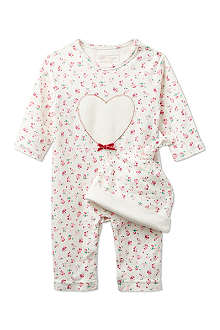 MY 1ST YEARS Heart two piece gift set