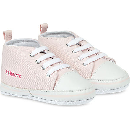 MY 1ST YEARS High top trainers (Pink