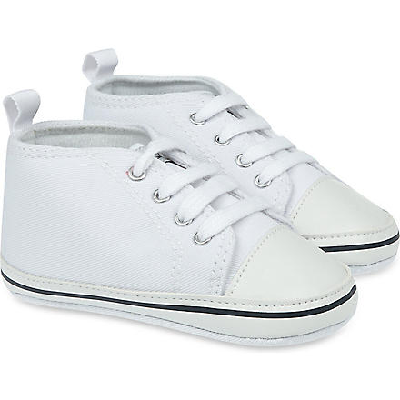 MY 1ST YEARS High top trainers (White