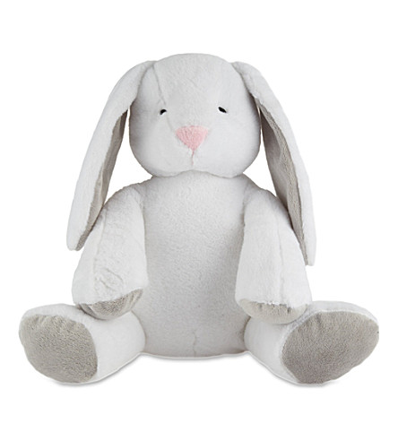 MY 1ST YEARS Stuffed bunny toy (Cream