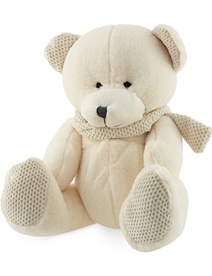 MY 1ST YEARS Scarf teddy bear