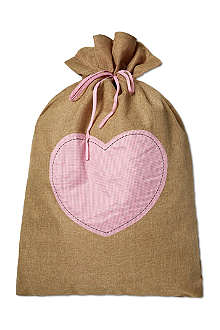 MY 1ST YEARS Hessian gift sack
