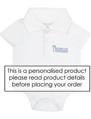 MY 1ST YEARS MFY polo bodysuit 9 months – 12 months