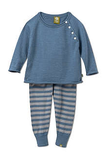 NUI Ben sweater and leggings set 0-24 months