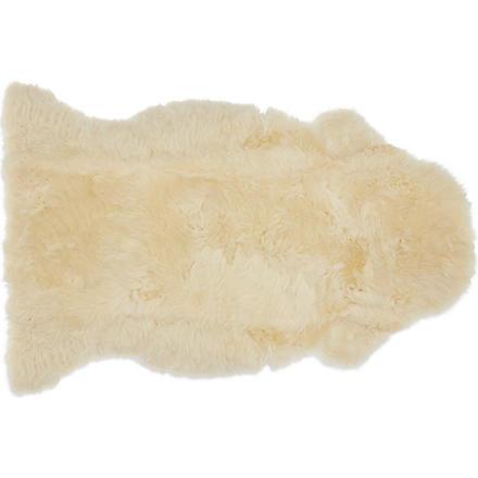 NUI Natural lambskin rug (Natural