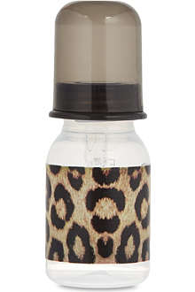 ROCK STAR BABY Leopard baby bottle