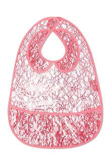 LES PASCALETTES Barby lace bib