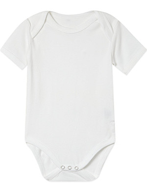 CLAESENS Broderie anglaise romper 3-18 months
