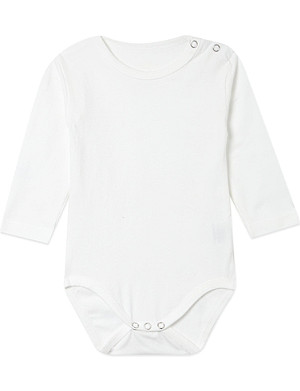 CLAESENS Long sleeved romper 3-18 months