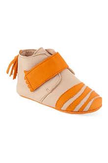 EASY PEASY Les Kiny Zebra slippers