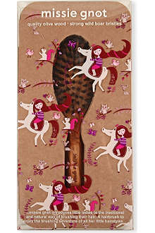 GNOT Missie gnot hair brush for girls