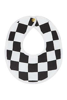 ANATOLOGY Chequered bib