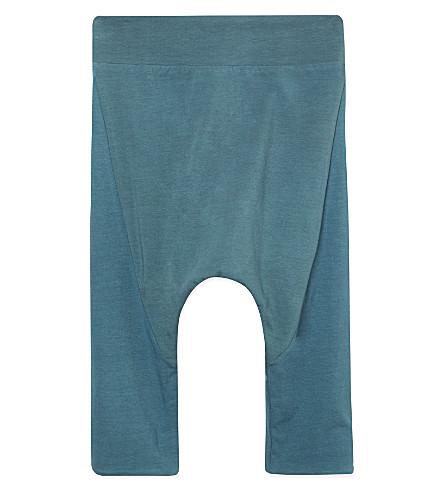 JUNGERA Bias-cut trousers 3-24 months (Blue