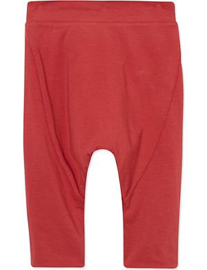 JUNGERA Soft bias-cut trousers 3-24 months