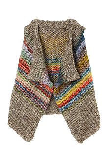 JUNGERA Rainbow swaddle wrap