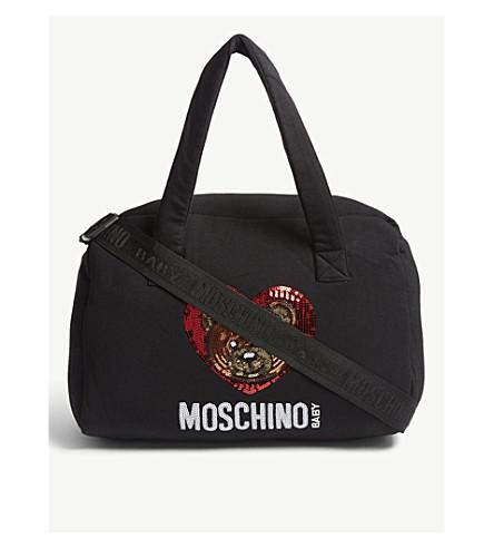 MOSCHINO 换袋 (黑色