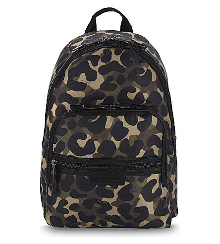 TIBA + MARL Elwood changing backpack (Camo