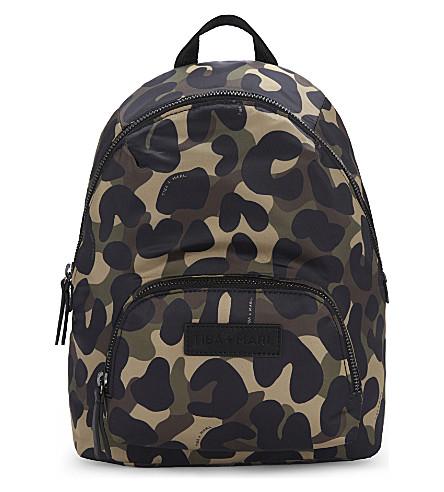 TIBA + MARL Mini Elwood backpack (Camo