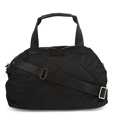 TIBA + MARL Quilted RAF holdall