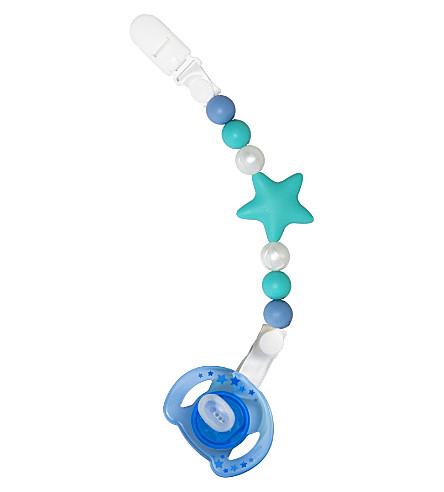 NIBBLING Stellar silicone dummy clip
