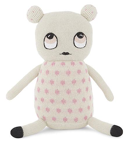LUCKYBOY SUNDAY Bunty alpaca soft toy 37cm