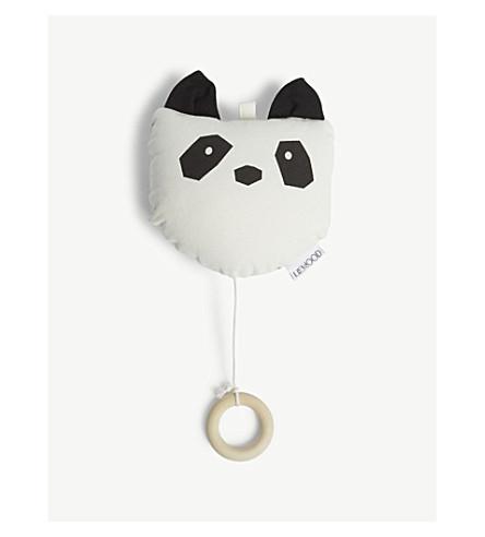 LIEWOOD Alma panda music mobile (Creme