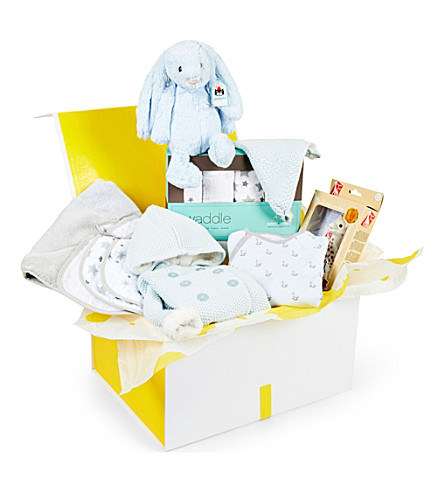 SELFRIDGES Baby boy large gift hamper (Multi