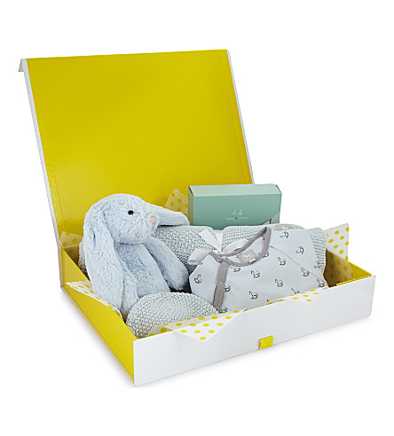 SELFRIDGES Baby medium hamper (Multi
