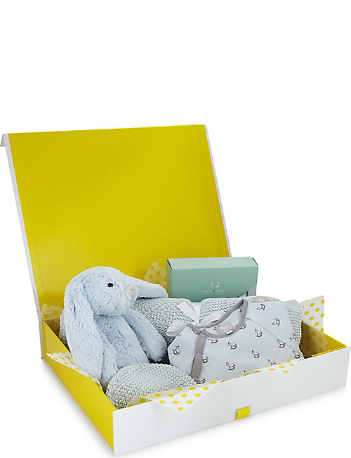 Baby gift sets baby gifts baby kids selfridges shop online selfridges baby medium hamper negle Image collections