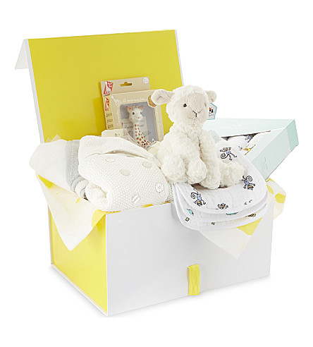 SELFRIDGES Unisex large gift hamper (Multi