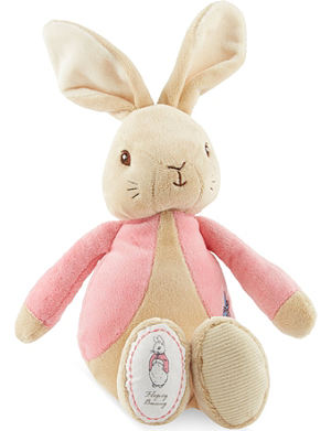 PETER RABBIT My first Flopsy plush toy