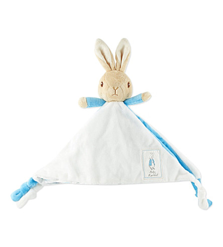PETER RABBIT Comfort blanket (Blue