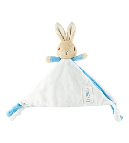 PETER RABBIT Comfort blanket (Blue