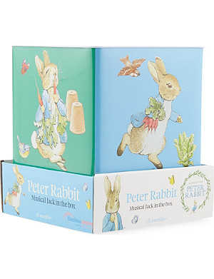 PETER RABBIT Peter Rabbit Jack in the Box
