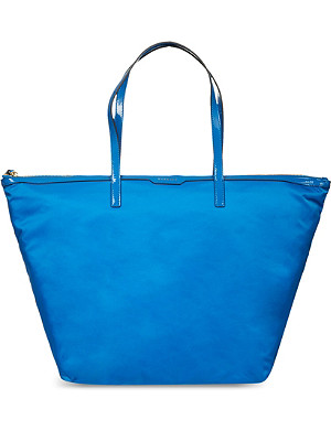 ANYA HINDMARCH Labelled workout tote
