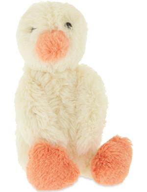 JELLYCAT Baby bashful ducking soft toy