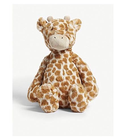 JELLYCAT Bashful giraffe large soft toy