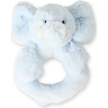 JELLYCAT Bashful Elly ring rattle