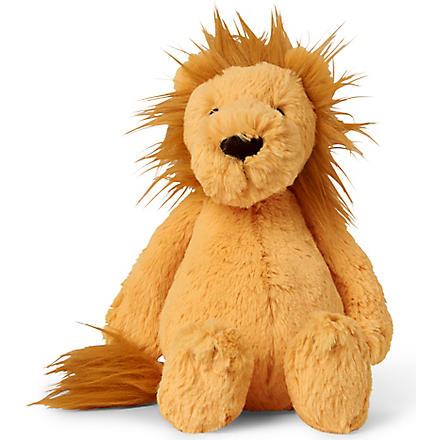 JELLYCAT Bashful medium lion