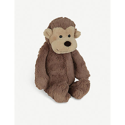JELLYCAT Bashful medium monkey