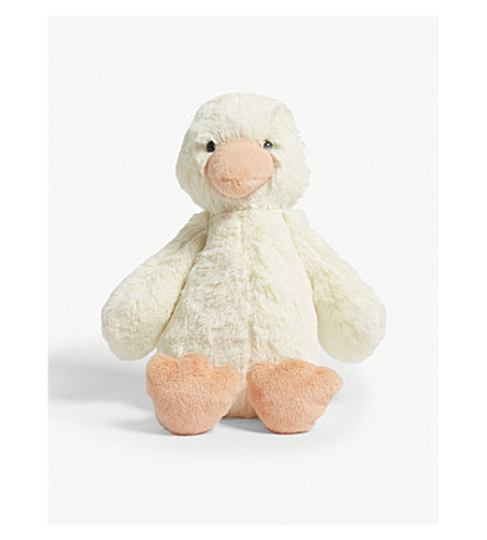 JELLYCAT Bashful duckling medium soft toy