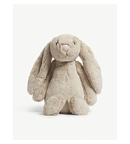 JELLYCAT Bashful bunny chime soft toy