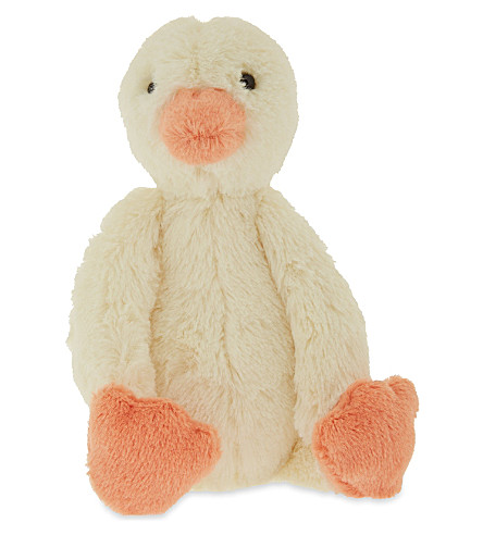 JELLYCAT Bashful duckling small soft toy