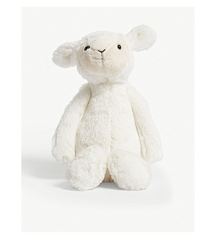 JELLYCAT Bashful lamb small soft toy