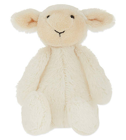 JELLYCAT Bashful lamb small plush toy